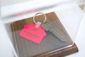 Second House Key