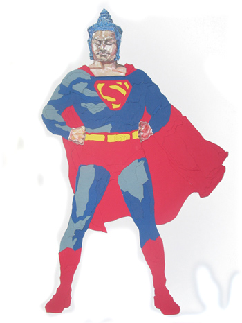 Aragna Ker, Superman (zarathustra)