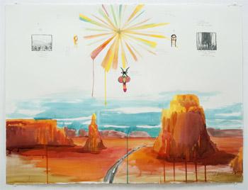 Dan Attoe, Monument Valley