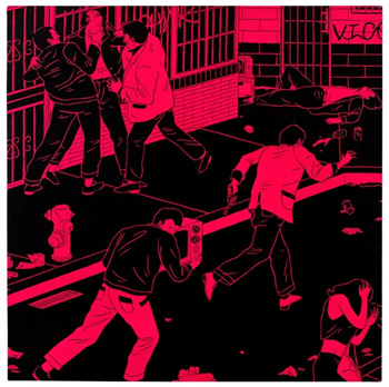 Cleon Peterson, The Occupation
