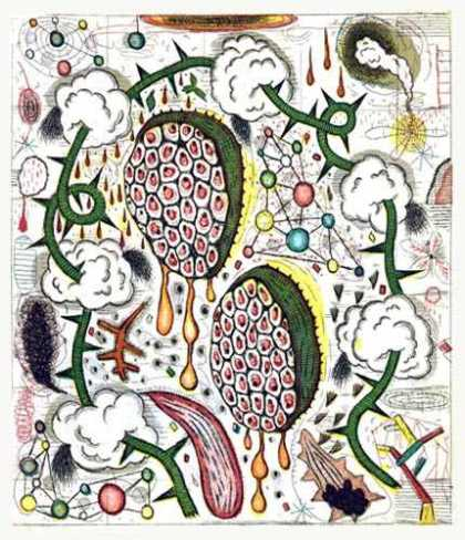 Tony Fitzpatrick, Autumn Composition