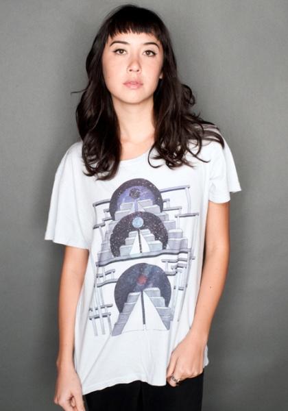 Josh Slater, Space Ritual T-Shirt