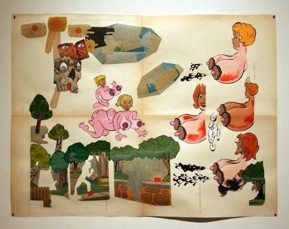 Mark Mulroney, Archie Collage